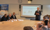 The Roundtable at the IHE Delft