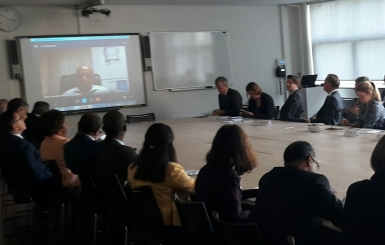 Joining the Roundtable via Skype